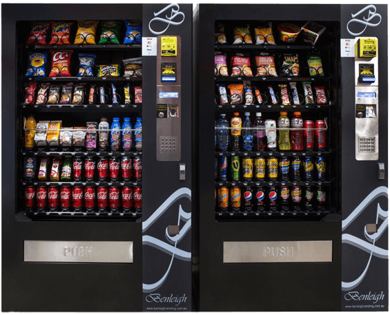 Vending Machines Canberra